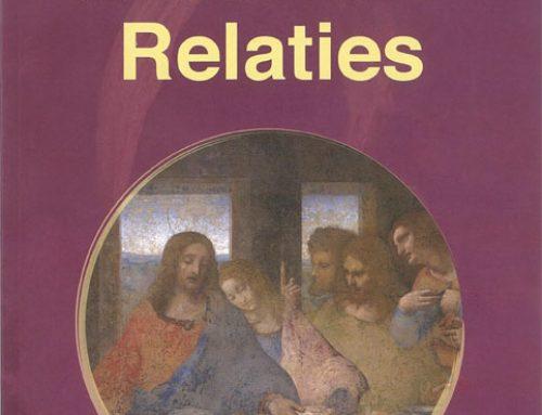 De omhelzing van Jezus en Maria Magdalena