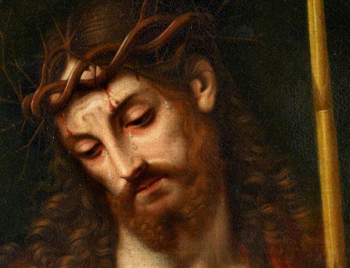 Ecce Homo: zie de lijdende mens!