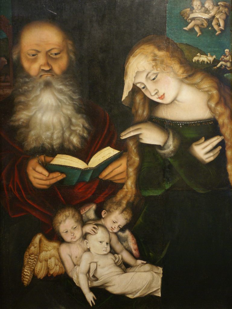 Hans Baldung, 1539, Staatliche Kunsthalle, Karlsruhe