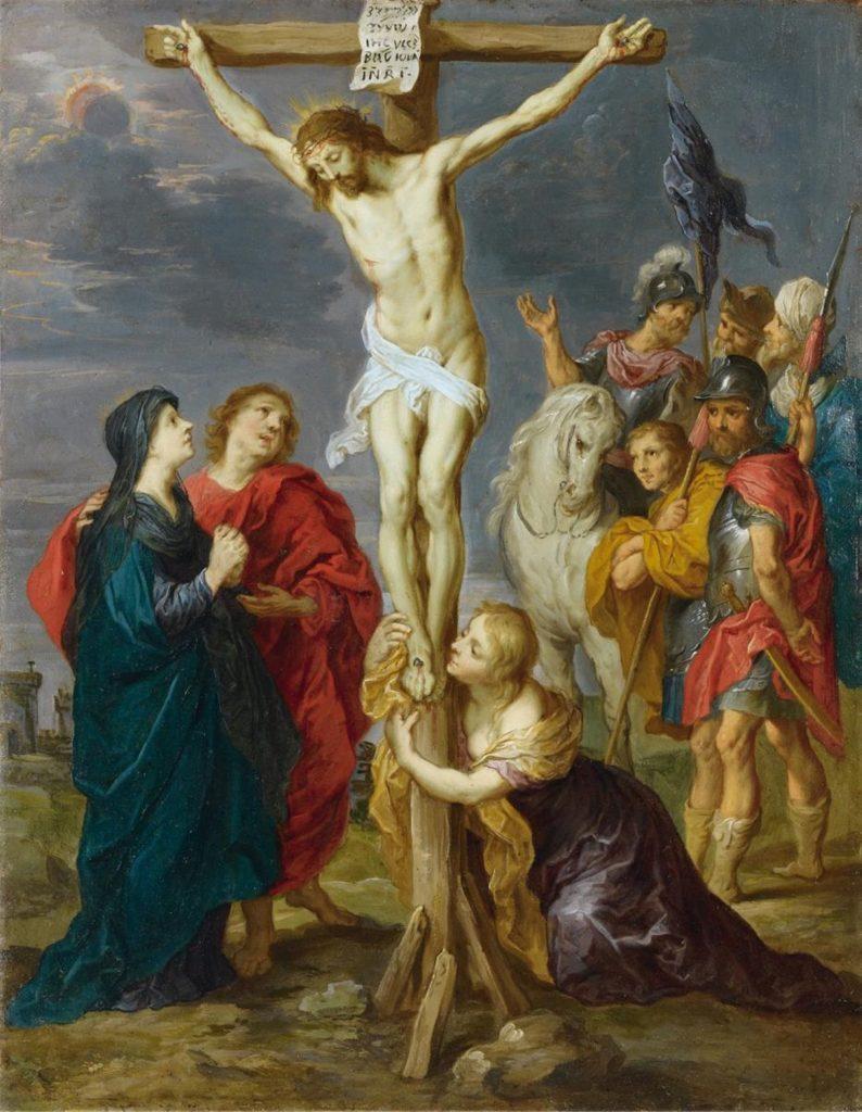 Peter Paul Rubens (studio van). eerste helft 17e eeuw