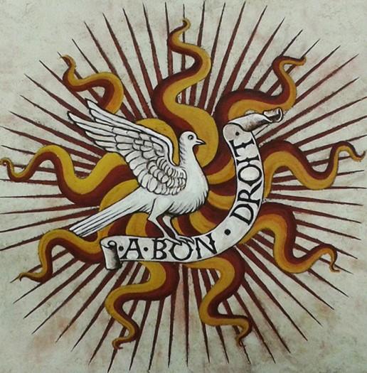 Het persoonlijke wapen van Gian Galeazzo Visconti